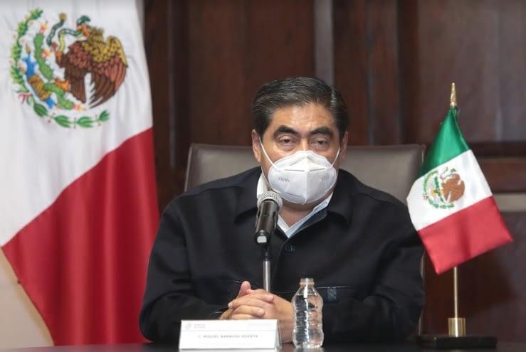 Convoca Barbosa Huerta a redoblar esfuerzos para contener el COVID-19