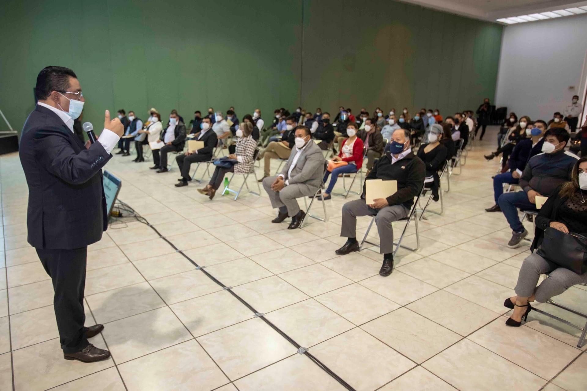 Suman esfuerzos SESA y Red de Municipios por la Salud para contener contagios por COVID-19