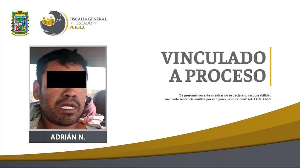 En prisión presunto feminicida capturado en Querétaro