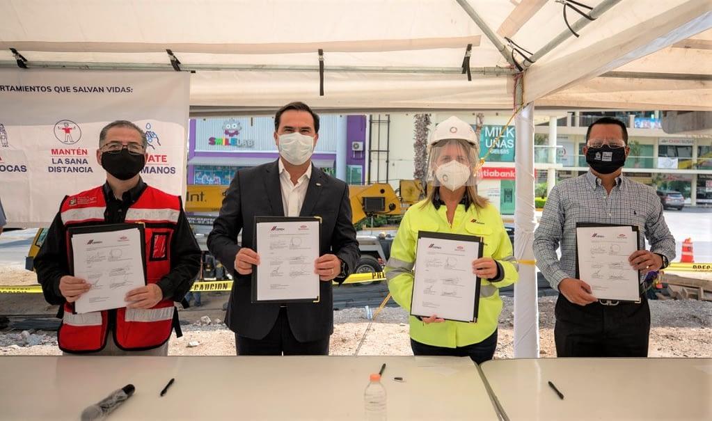 CMIC y CEMEX unen esfuerzos para buscar proteger la salud de trabajadores de la construcción